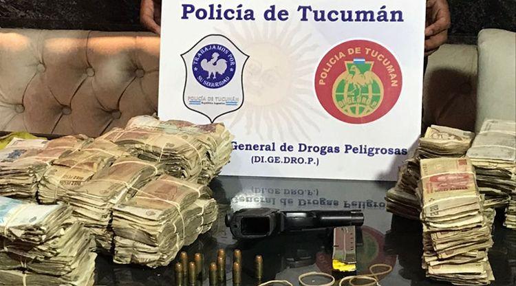 gama alta latín drogas en Pamplona