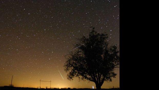 Lluvia de meteoritos sobre Tucumán