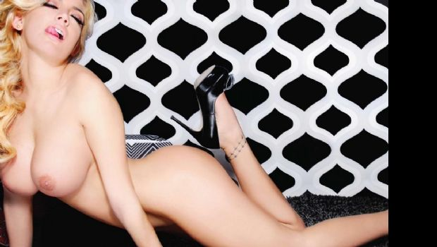 Todas las fotos de Virginia Gallardo para Playboy