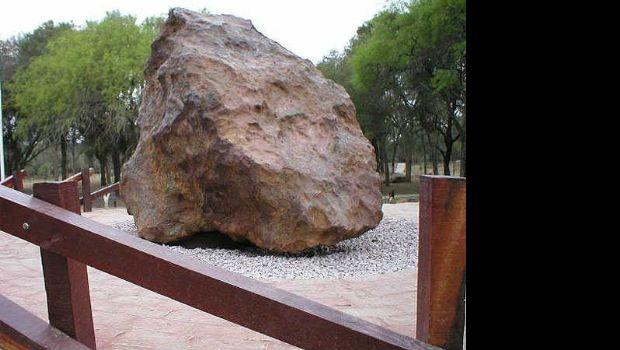 Trasladan un meteorito a Alemania que vale 30 millones de dólares