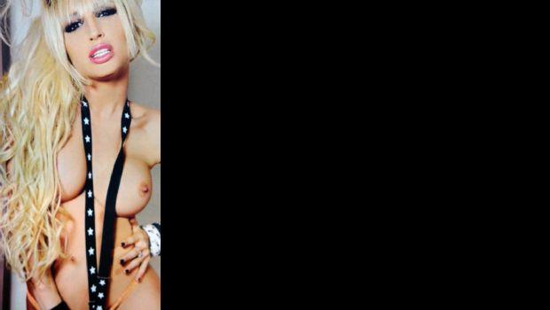 Mirá el desnudo total de Vicky Xipolitakis