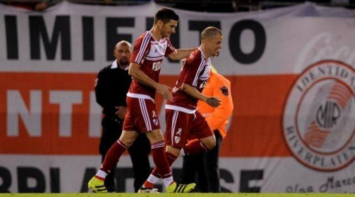 River le ganó con lo justo a Atlético Rafaela