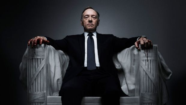 'House of cards' regresa, pero sin Kevin Spacey