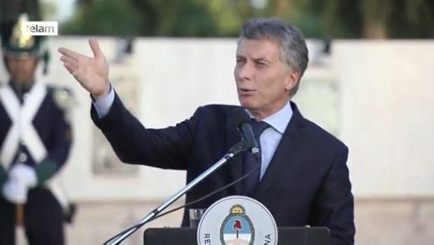 Macri va por primera vez como presidente a San Luis