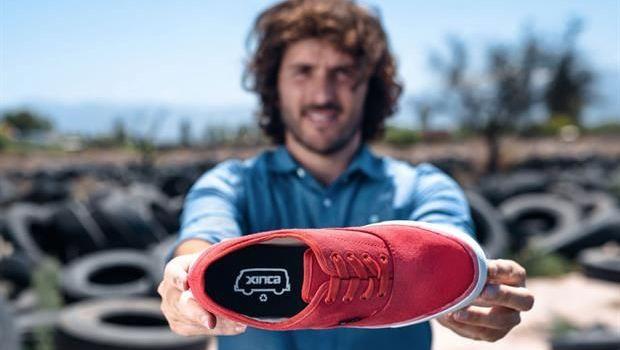 Estas son las zapatillas ecológicas confeccionadas por presos