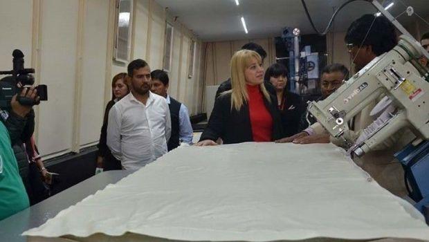 El Siprosa contará con una fábrica de colchones sanitarios