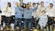 """Macri: """"Podemos cambiar la historia para siempre"""""""