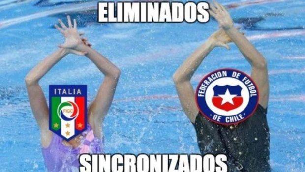 Mira los memes más divertidos por la eliminación de Italia del Mundial