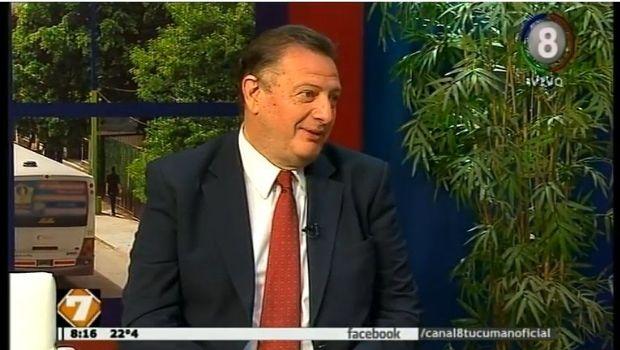 """Neme Scheij: """"El 30% de los pacientes del PAMI tienen Diabetes"""""""
