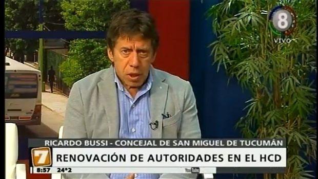 """Bussi: """"Para mi Cortalezzi y Aybar son malos"""""""