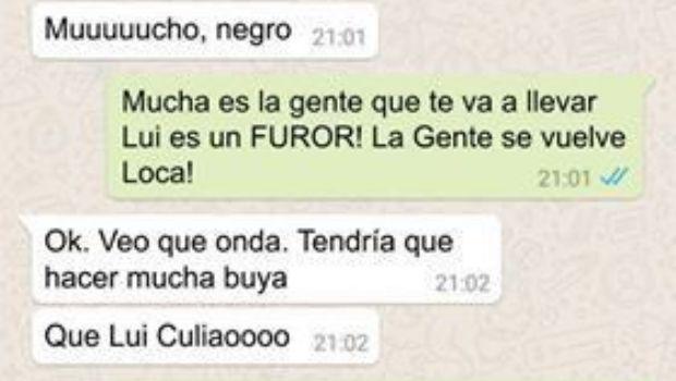 """¡Se va para arriba!: esto cobra """"Lui, el macho tucumano"""" por sus shows"""