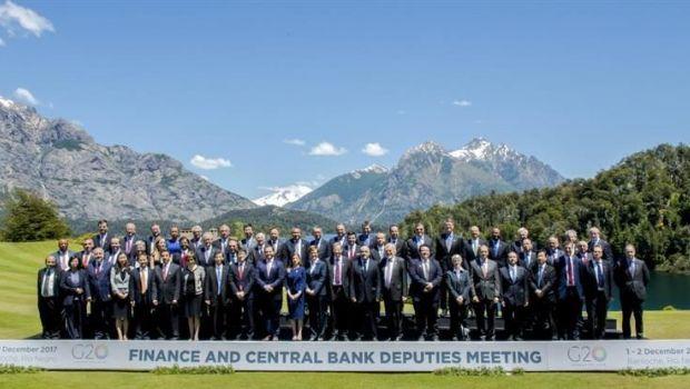 Los representes del G-20 culminaron su reunión en Bariloche