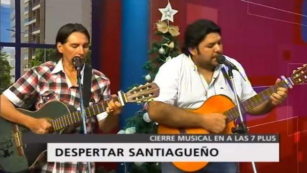 Cierra #Alas7, Despertar Santiagueño