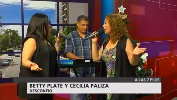 Bety Plate y Cecilia Paliza cerraron el año de #Alas7 a puro blues