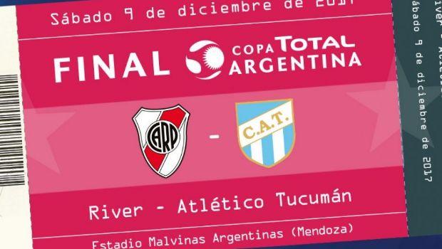 Comenzó la venta de entradas para la final de Atlético con River
