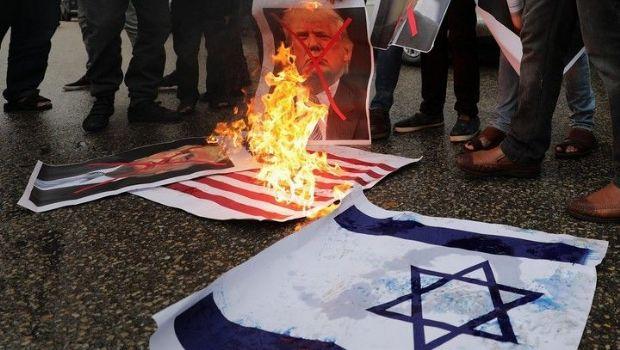 """Palestina: """"la decisión de Trump destruye las negociaciones entre los estados"""""""