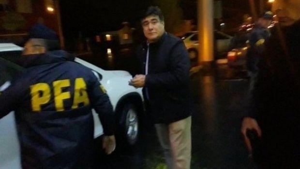 Detuvieron a Carlos Zannini