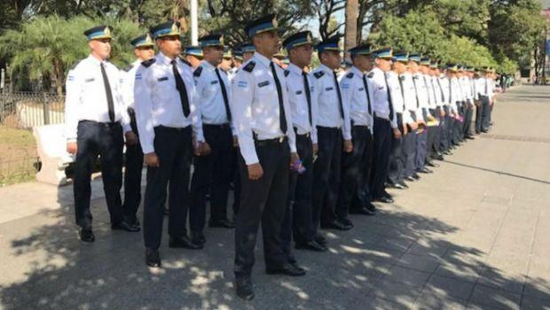 Comisarios generales fueron jubilados y hay nuevos jefes en la Policia