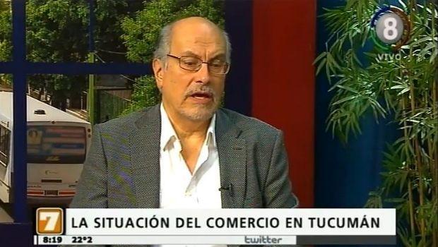 """Viñuales: """"Queremos un Tucumán con reglas, sin ventas ambulantes ilegales"""""""