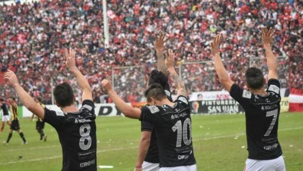 San Martín perdió la calma, a dos hombres y finalmente el partido