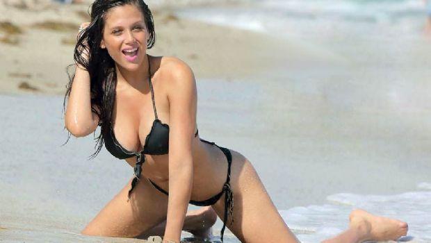 Las fotos hot de Barbie Vélez que incendian Miami