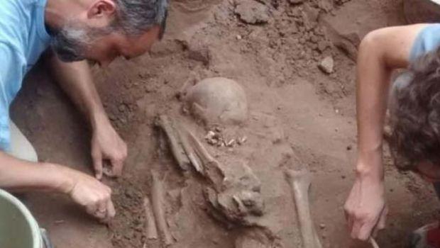 Tucumán: hallaron restos humanos precolombinos de entre 1.500 y 2.000 años de antigüedad