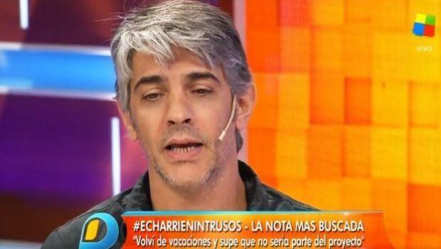 Polémica entre actores K: Echarri criticó a Del Boca