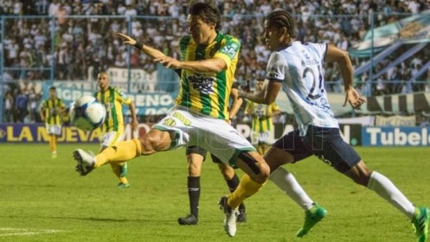 Atlético no logró abrir el marcador y empató con Aldosivi