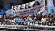 Ctera denunciará a Macri ante la OIT por el decreto que modificó