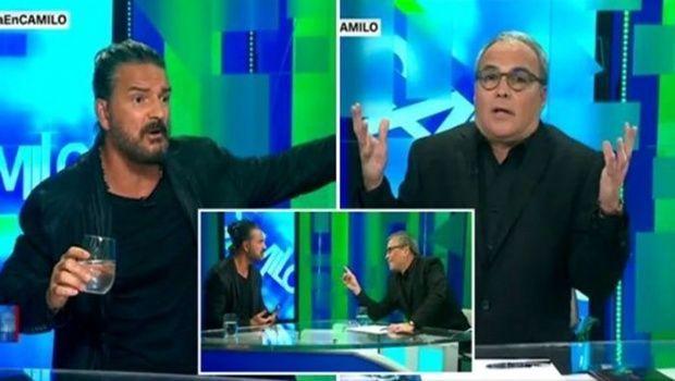 Arjona se enojó y abandonó una entrevista