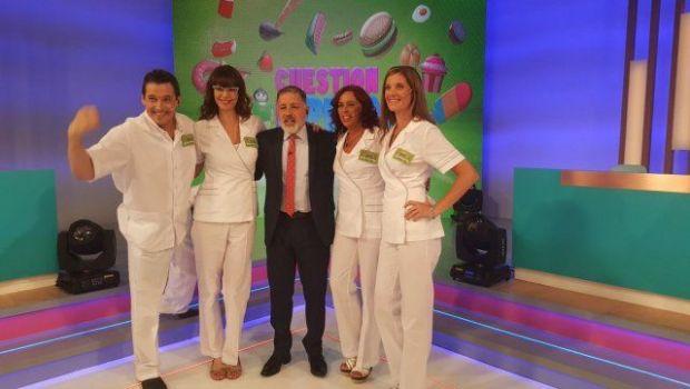 """""""Cuestión de peso"""" se va de Canal 13"""