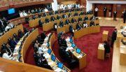 La Legislatura aprobó la licencia de Osvaldo Jaldo
