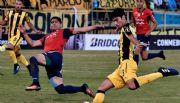 Peñarol juega para Atlético y le gana a Wilstermann por 2 a 0