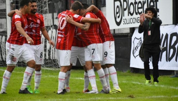 San Martín descuenta y Los Andes le gana 3 a 2