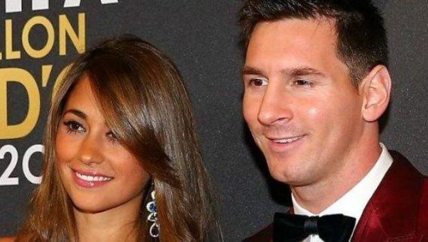 Messi y Antonella ya están en Rosario, a días de su boda
