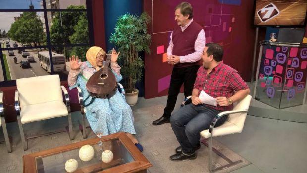 Doña Jovita presenta Entre la Peperina y el Clonazepam