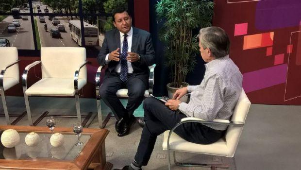 """Darío Monteros: """"Falta mucho por hacer"""""""