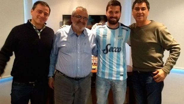 Romat ya es jugador de Atlético