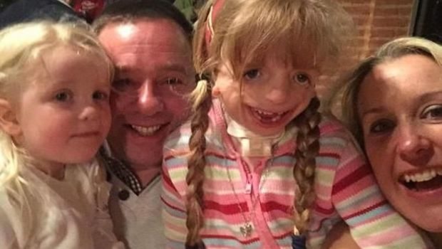 Conocé a Maisie Coulton, la niña que se ha sometido a 29 operaciones de rostro
