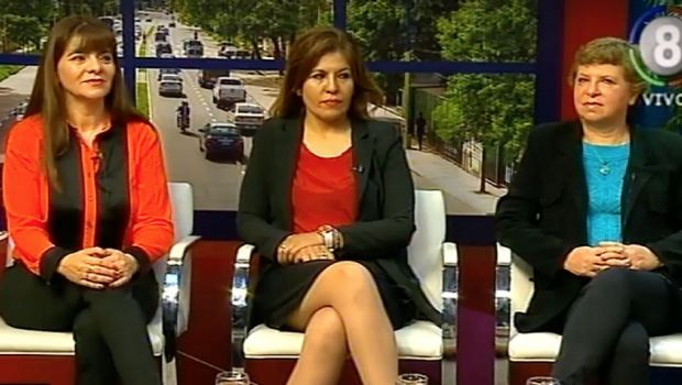 Mano a mano con Lita Alberstein, Mariela Domenicheli y Gladys Medina