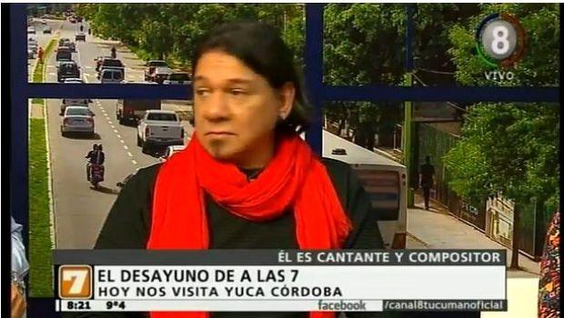Desayunamos con el compositor Yuca Córdoba