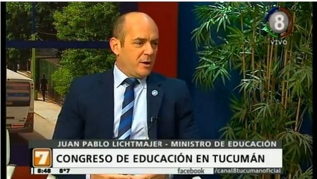 """Lichtmajer:"""" Es un verdadero hito para Tucumán"""""""