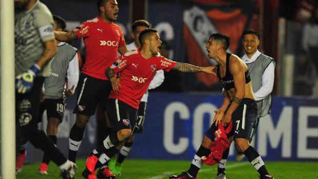 Independiente acabo con el sueño de Atlético