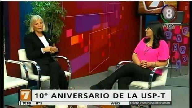Se celebra el 10° Aniversario de la Universidad San Pablo T