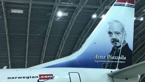 """Una línea aérea """"low cost"""" ilustrará sus aviones con personalidades argentinas"""