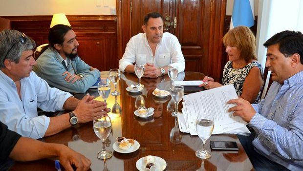 Coordinan actividades para la Fiesta Nacional de la Pachamama