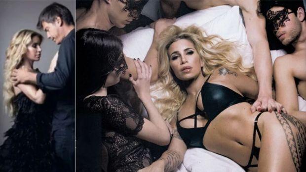 Florencia Peña confesó que hace tríos sexuales con su pareja