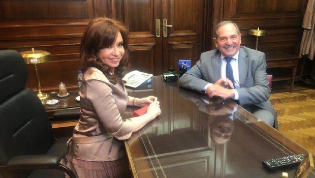 Alperovich se reunió con referentes del PJ en Buenos Aires