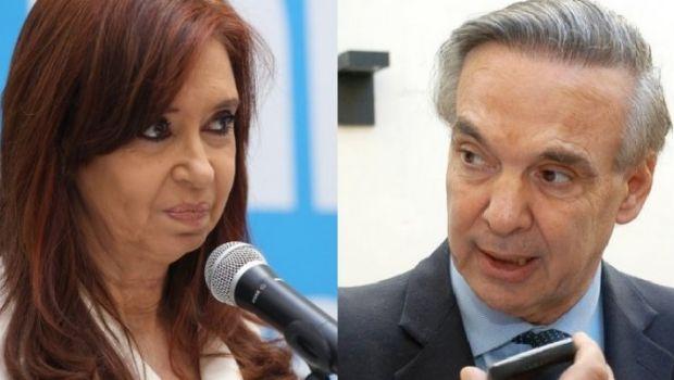 """Pichetto a Cristina Kirchner: """"Su orgullo es infinito"""""""