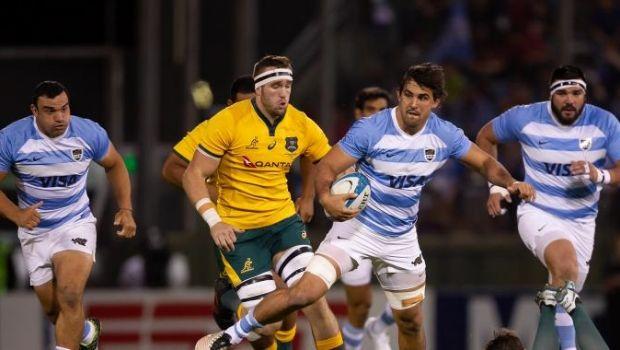Australia remontó un partido increíble ante Los Pumas